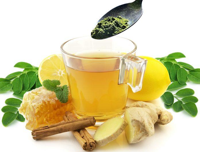 Moringa Immunity Tea